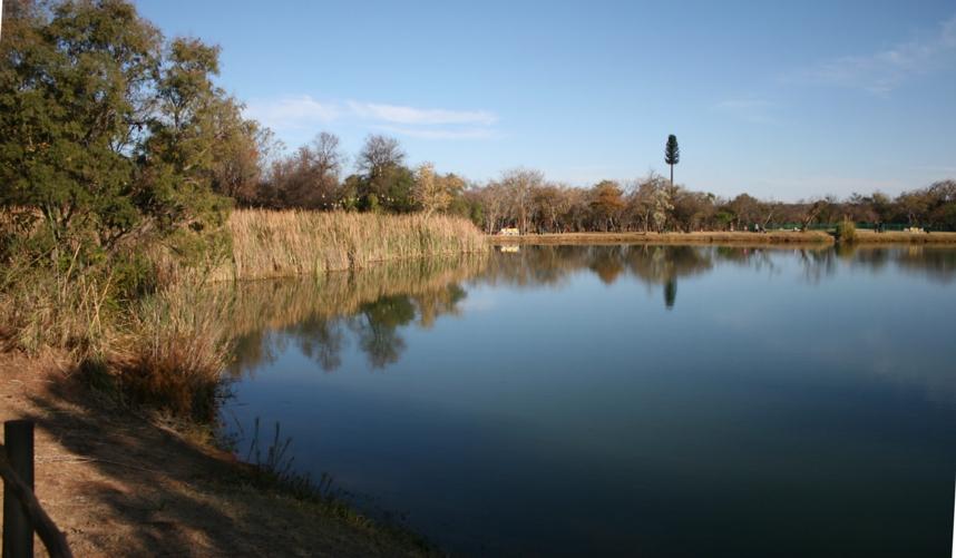 Wees Rerus resort, Nylstroom, South Africa